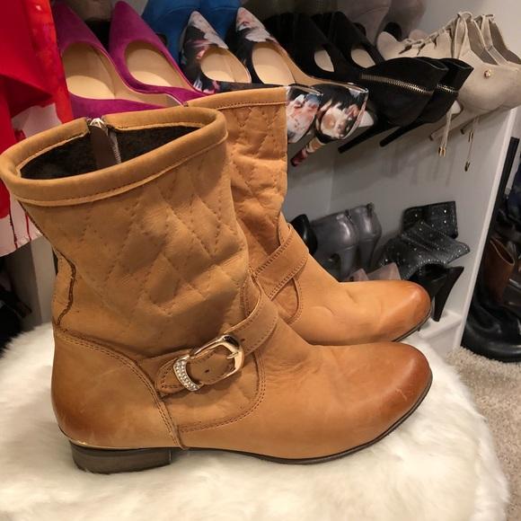 487851c4093b claudio Dessi Shoes - Beautiful Claudio Dessi Size Ankle Leather Boots